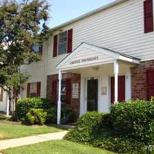 Rental info for Chester Townhouses
