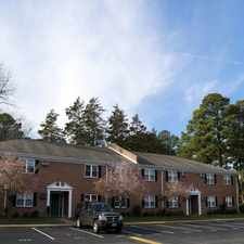 Rental info for Windsong Apartments in the Virginia Beach area