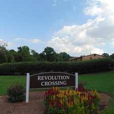 Rental info for Revolution Crossing in the Greensboro area