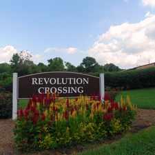 Rental info for Revolution Crossing