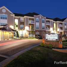 Rental info for Redmill Landing