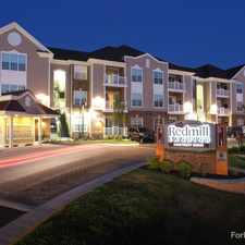 Rental info for Redmill Landing in the Virginia Beach area
