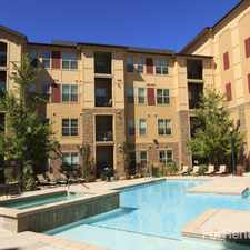 Rental info for Lugano Cherry Creek