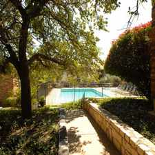 Rental info for Riverwood at Chappell Hill