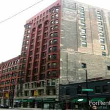 Rental info for Printers Row Apartments and Lofts