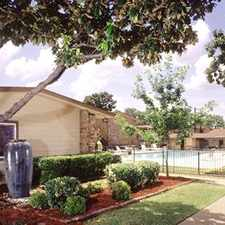 Rental info for 12825 12825 Jupiter Rd in the 75041 area