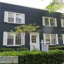 Rental info for 905 25th St NW in the Georgetown area