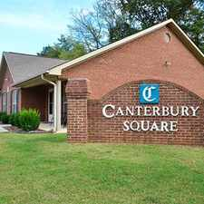 Rental info for Beautiful Canterbury Sq. Apts Newer 2br 2ba
