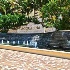 Rental info for 17885 Collins Ave #2701 in the Sunny Isles Beach area