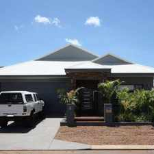 Rental info for EXECUTIVE LIVING - POOL, DOUBLE GARAGE AND A SHED!