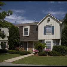 Rental info for Foxpointe Townhouses