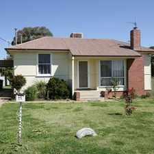 Rental info for Lots to offer in Mount Austin in the Wagga Wagga area