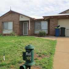 Rental info for Family Home in Popular Hannans Location! in the Hannans area
