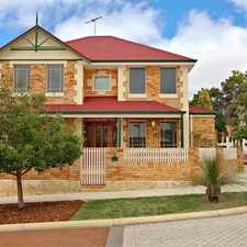 Rental info for OPEN TO VIEW BY APPOINTMENT in the Perth area