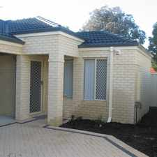 Rental info for LOCATION, LOCATION!!! MODERN VILLA - BALGA