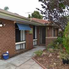 Rental info for SUMMER ENTERTAINER in the Thornlie area