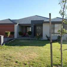 Rental info for Spacious Family Home in the Forrestdale area