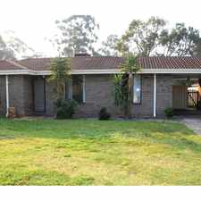 Rental info for PET FRIENDLY HOME NEAR YALE PRIMARY in the Perth area