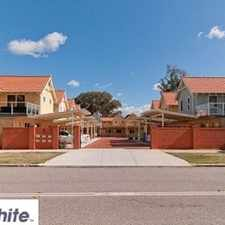 Rental info for UNDER APPLICATION - NO FURTHER VIEWINGS in the Perth area