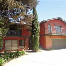 Rental info for GET 2 HOMES FOR PRICE OF ONE! 5 BD,3 BA, 2 Kitchen in the San Diego area