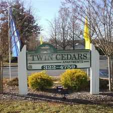 Rental info for Twin Cedars II