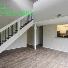 Rental info for 603 Barton Springs Rd in the Austin area