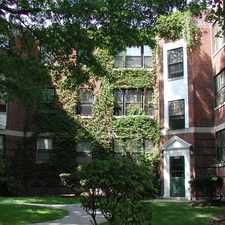 Rental info for Delaware Park Apartments