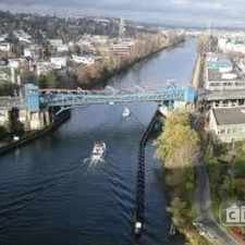 Rental info for $2495 1 bedroom Townhouse in Queen Anne in the Fremont area
