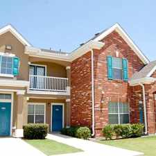 Rental info for 2600 Western Center Blvd in the Fort Worth area