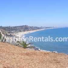 Rental info for LOCATED ATC GATED COMMUNITY EDGEWATER CONDOS ACROSS SANTA MONICA BEACH