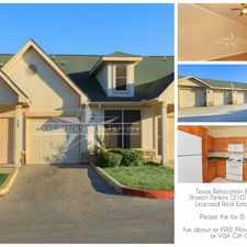 Rental info for 4611 E Houston St