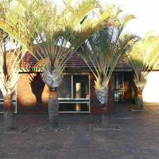 Rental info for FRESHLY PAINTED SECURE FAMILY HOME - EASY ACCESS TO FIONA STANLEY HOSPITAL/ MURDOCH UNI