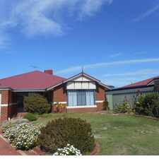 Rental info for LOVELY LARGE SPACIOUS 4 x 2 FAMILY HOME