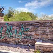 Rental info for $3700 3 bedroom Townhouse in Fountain Hills Area