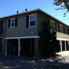 Rental info for $2500 0 bedroom Apartment in Burlingame in the Burlingame area