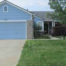 Rental info for $2550 3 bedroom House in Weld (Greeley) Erie