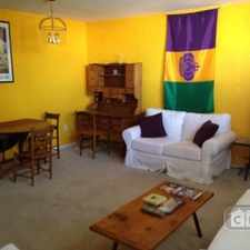 Rental info for $2100 2 bedroom Townhouse in Garden District in the New Orleans area