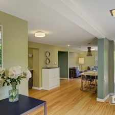 Rental info for $1995 1 bedroom Townhouse in West Seattle