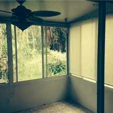 Rental info for BR/21/2 bath townhouse in gated community
