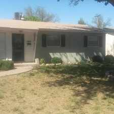 Rental info for Nice Fully Furnished 3 bedroom home with garage, patio and fenced yard.