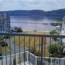 Rental info for Luxury Water Front Condo (Port Deposit, MD)