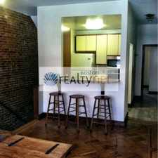 Rental info for Hemenway St in the Back Bay area