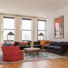 Rental info for West 96th St