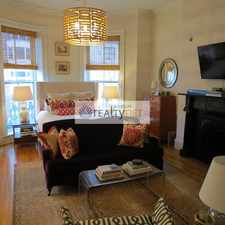 Rental info for Bowdoin St in the Beacon Hill area