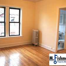 Rental info for 3300 W Schubert Ave in the Logan Square area