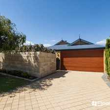 Rental info for BEACHSIDE BEAUTY in the Wannanup area