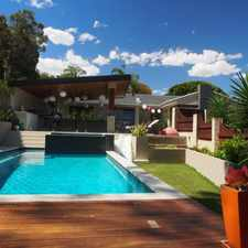 Rental info for Incredible fully furnished & equipped home