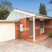 Rental info for ** Application Accepted ** Freshly painted home in quiet street in the Ringwood East area