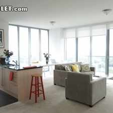 Rental info for Two Bedroom In Brickell Avenue in the Little Havana area