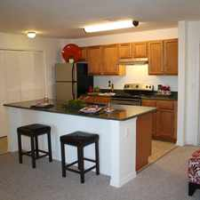 "Rental info for 3x2 APT. HAS A CHEF-STYLE KITCHEN W/ GRANITE COUNTERTOPS"" in the Orlando area"